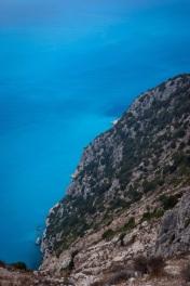 Die Küste von Kefallonia